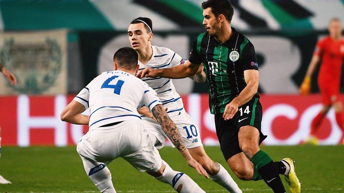 Харатин назвал залог успеха Ференцвароша в матче против Динамо