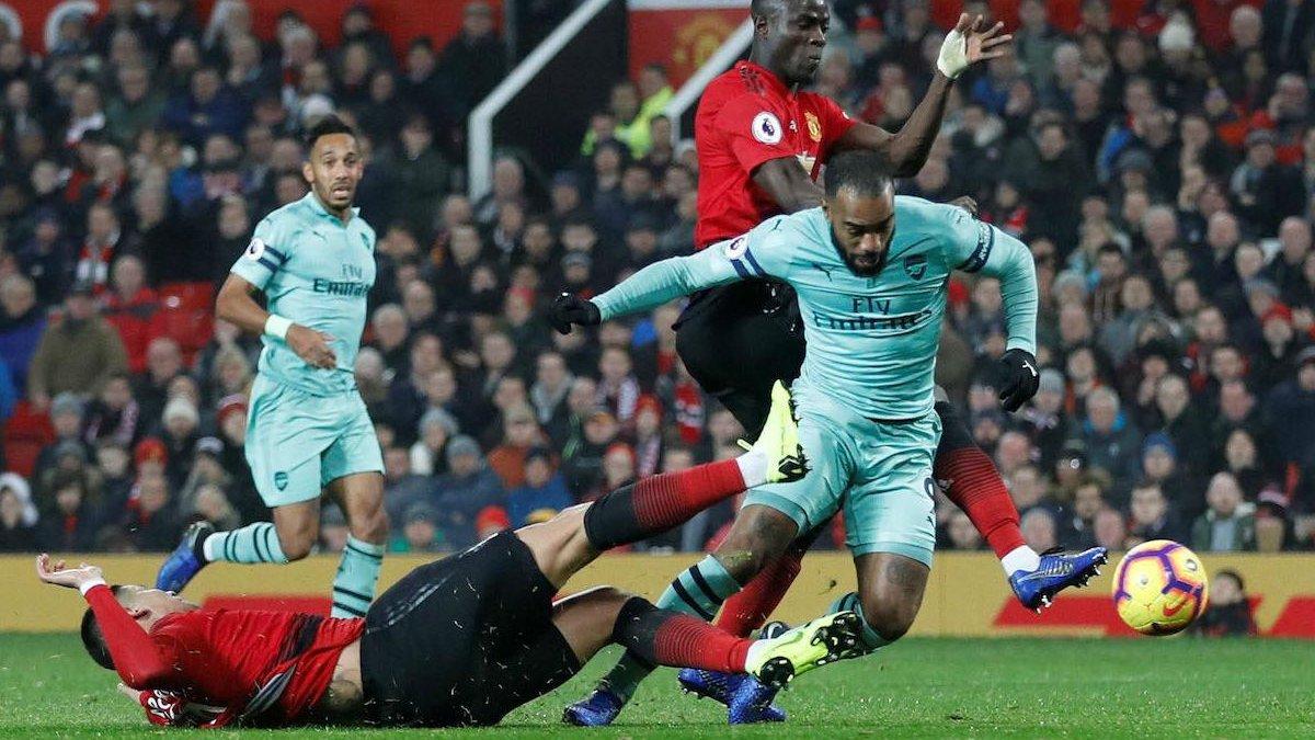 Манчестер Юнайтед - Арсенал дивитися онлайн - трансляція ...