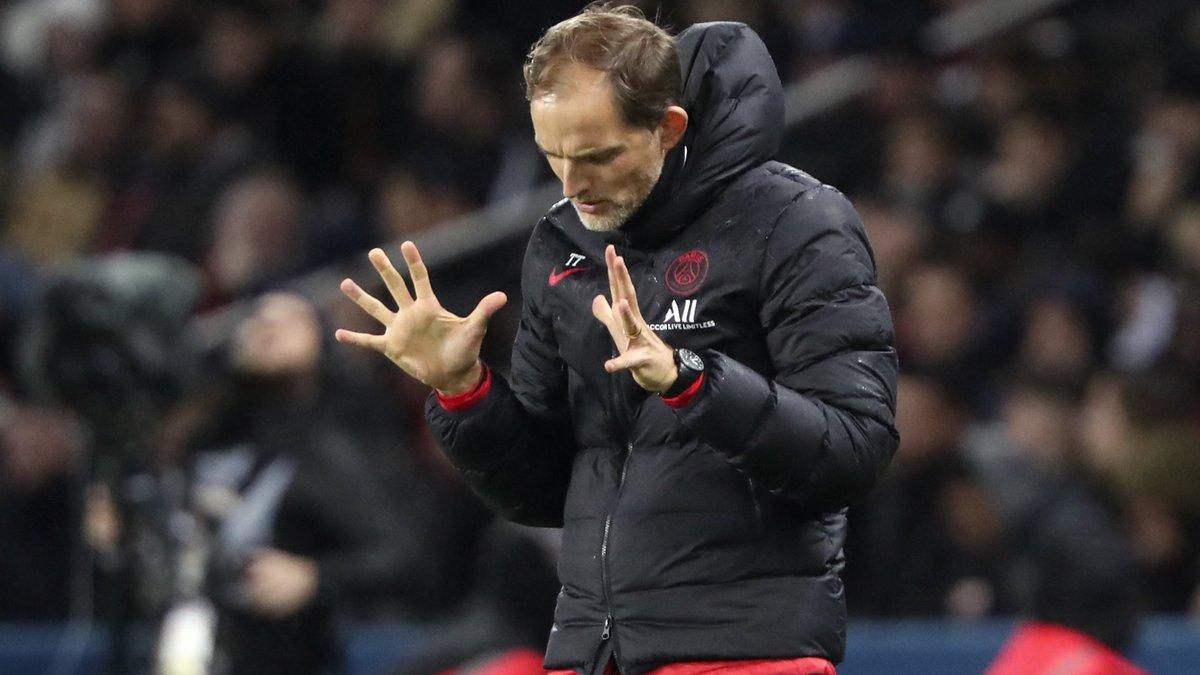 Тухель резко ответил критикам ПСЖ, приведя пример Реала, Ливерпуля и Ювентуса