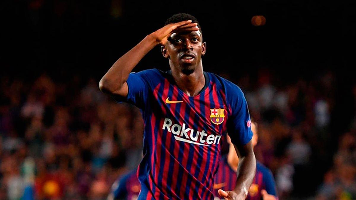 """""""Дембеле увійде у топ-3 найкращих гравців світу"""", – син Кройфа пояснив, чому Барселона не продає проблемного форварда"""