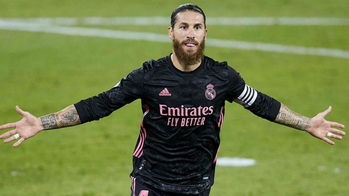 Рамос вошел в топ-10 гвардейцев Примеры – 500-й матч капитана Реала