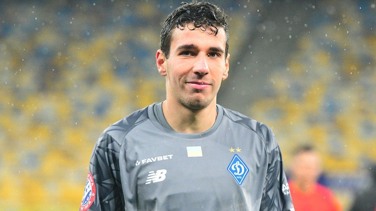 Нещерет оцінив свій дебют за Динамо