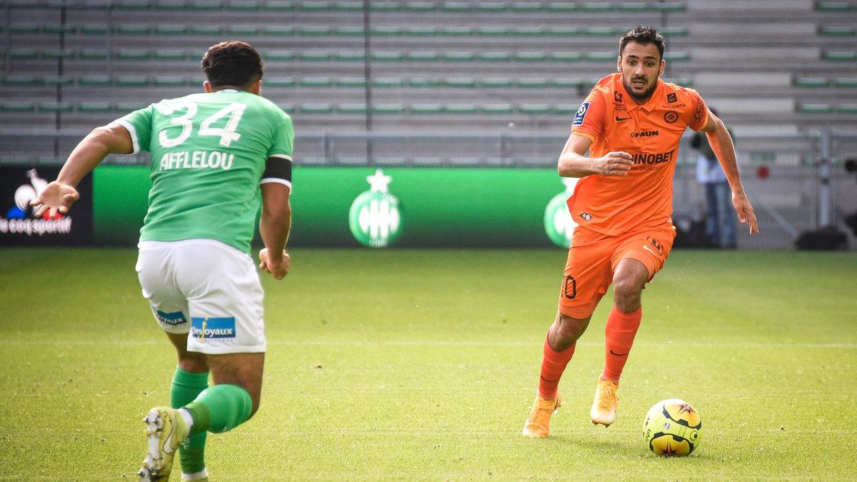 Лига 1: Монако уничтожил Бордо, Лилль и Лион разошлись миром, Сент-Этьен уступил Монпелье