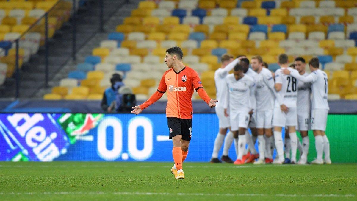 Шахтар – Борусія М – 0:6 – відео голів та огляд матчу