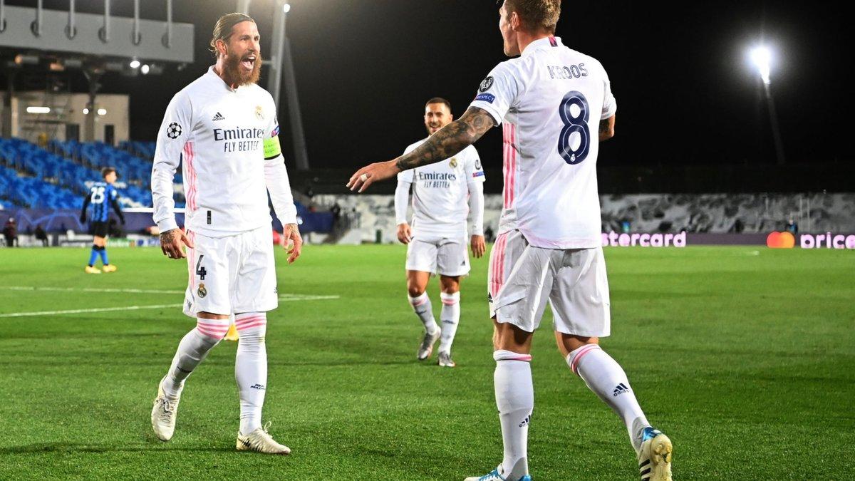 """Реал переміг Інтер: """"нерадзуррі"""" не вистачає класу, черговий прояв характеру """"бланкос"""", топ-матч Бензема, Лаутаро і Ко"""