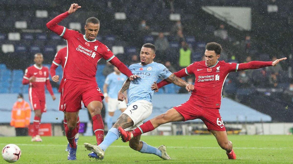"""Ман Сити – Ливерпуль: взаимовыгодная ничья с ноткой сожаления для """"горожан"""", конкурент Зинченко снова не дает ему шансов"""