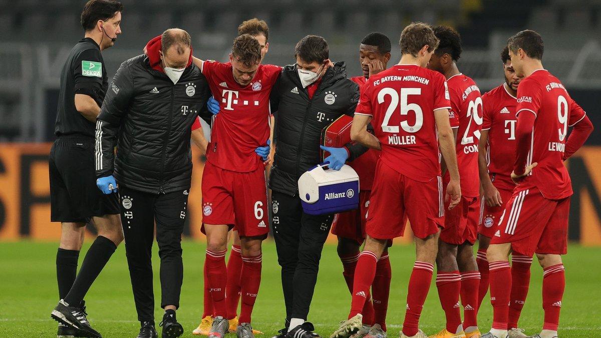Кімміх серйозно травмувався, намагаючись зупинити Холанда – через тиждень у нього матч з Україною