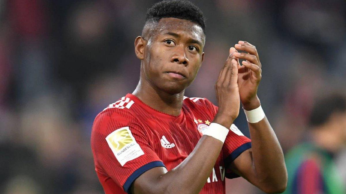 Алаба встановив абсолютний рекорд Бундесліги за кількістю перемог у чемпіонаті