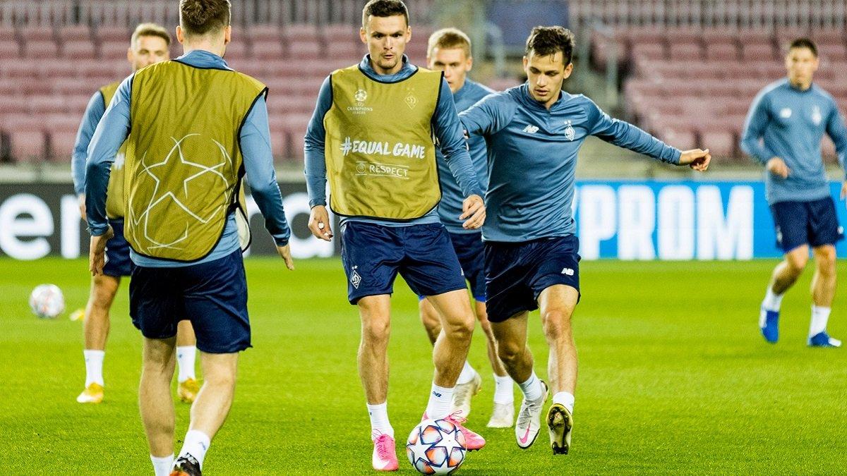 Динамо потеряло 13-го игрока из-за коронавируса перед поединком с Шахтером, – СМИ