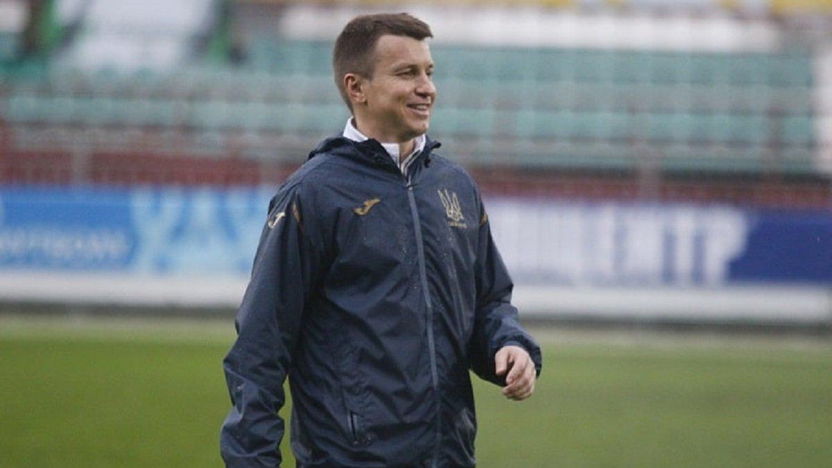 Сборная Украины U-21 начала подготовку к последним матчам отбора Евро-2021 – Ротань частично сменил список
