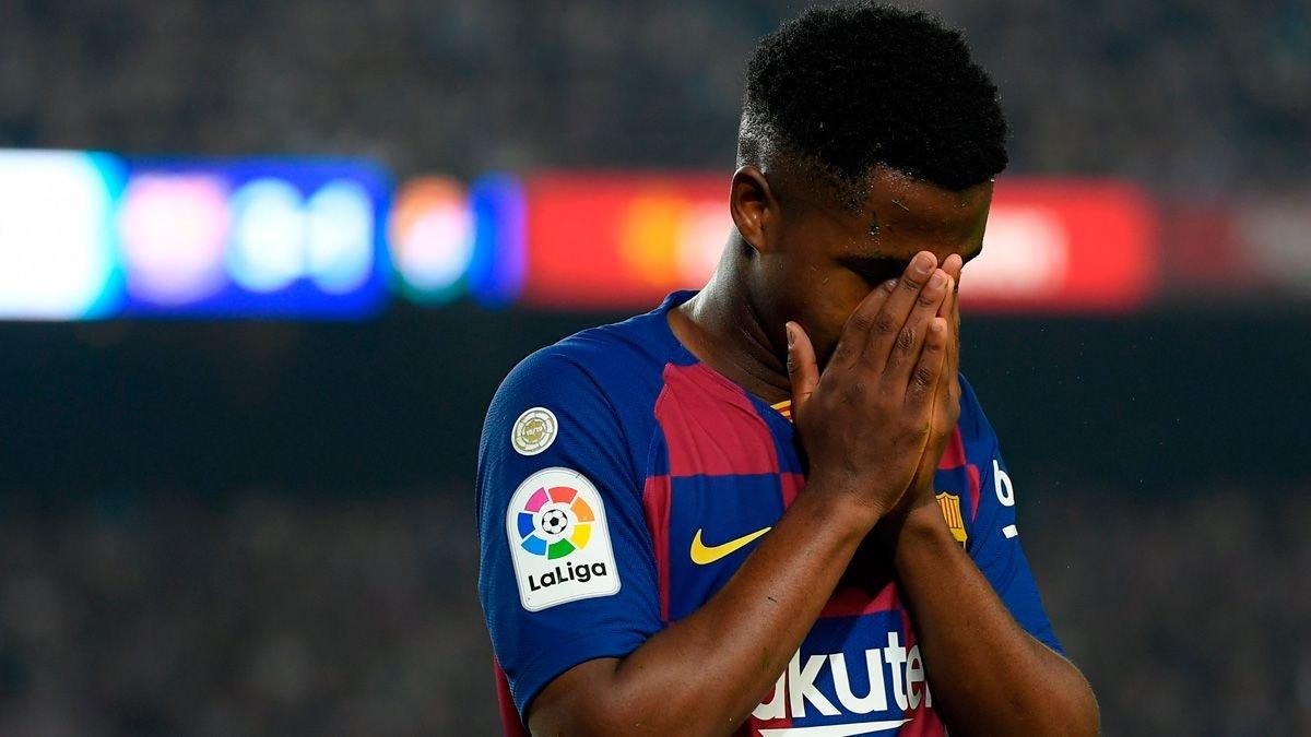 Фаті успішно прооперований – Барселона оголосила терміни відновлення таланта