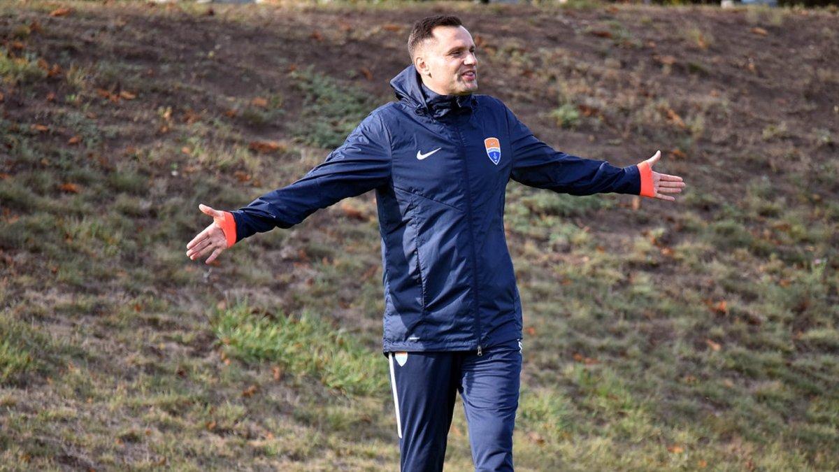 Маркевич зізнався, чому покинув роботу на митниці заради тренерської діяльності