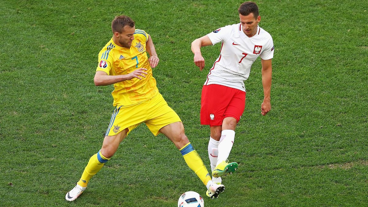 Польша– Украина: прогноз на матч сборных