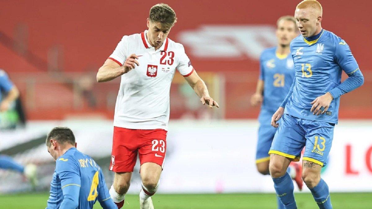 Польща– Україна – 2:0 – відео голів та огляд матчу