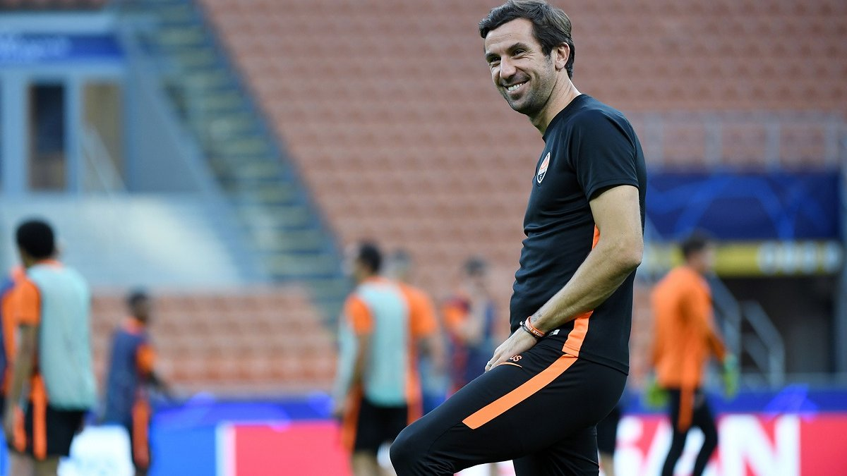 Срна получил тренерскую лицензию УЕФА Pro