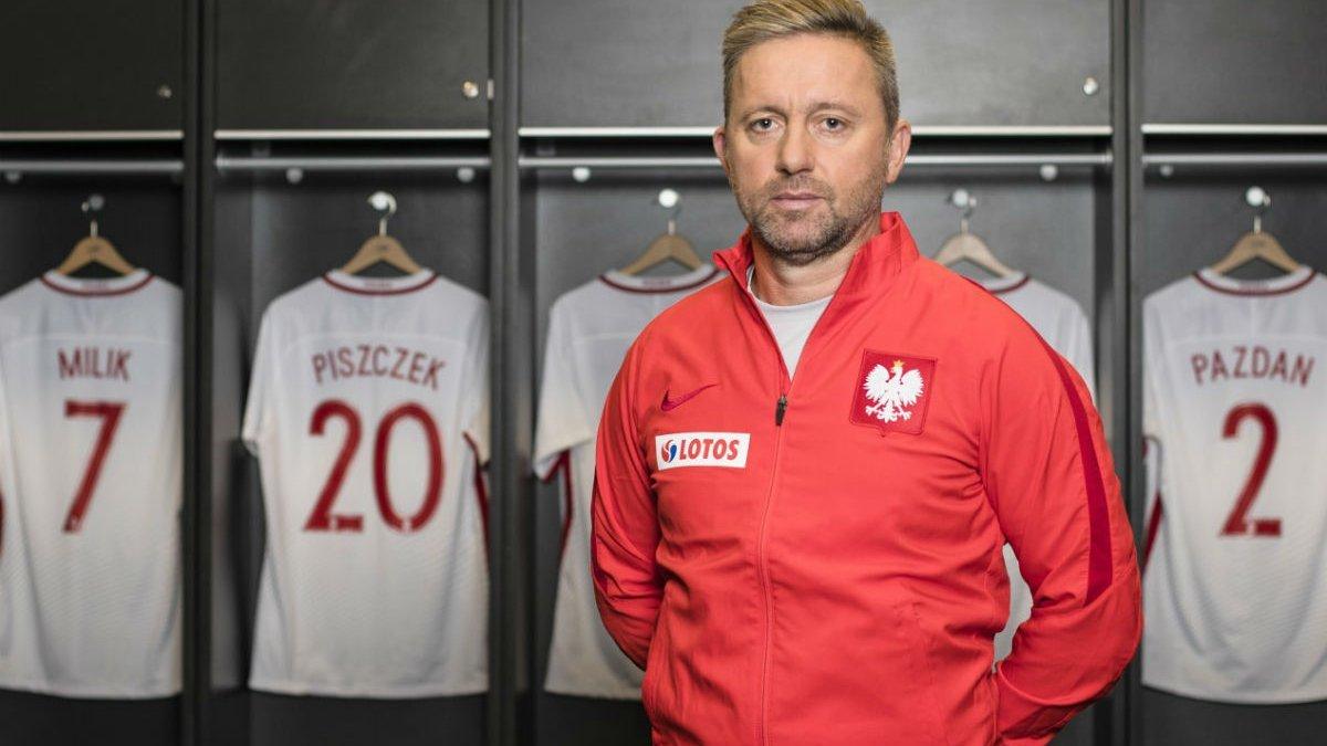 Тренер сборной Польши прокомментировал кадровую ситуацию перед матчем с Украиной