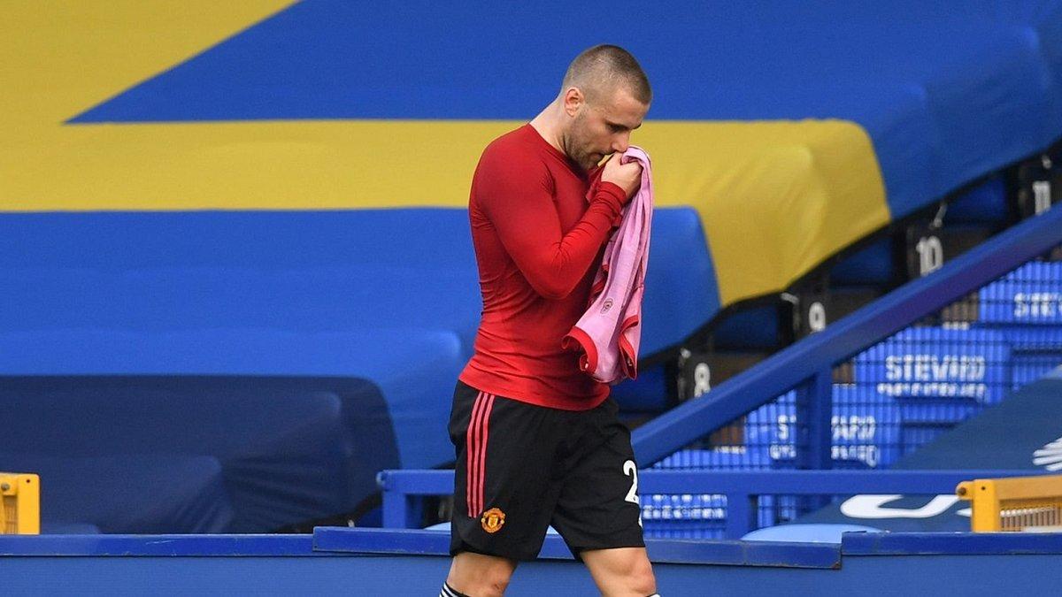Манчестер Юнайтед втратив Шоу на тривалий термін – захисник став жертвою шаленого графіку