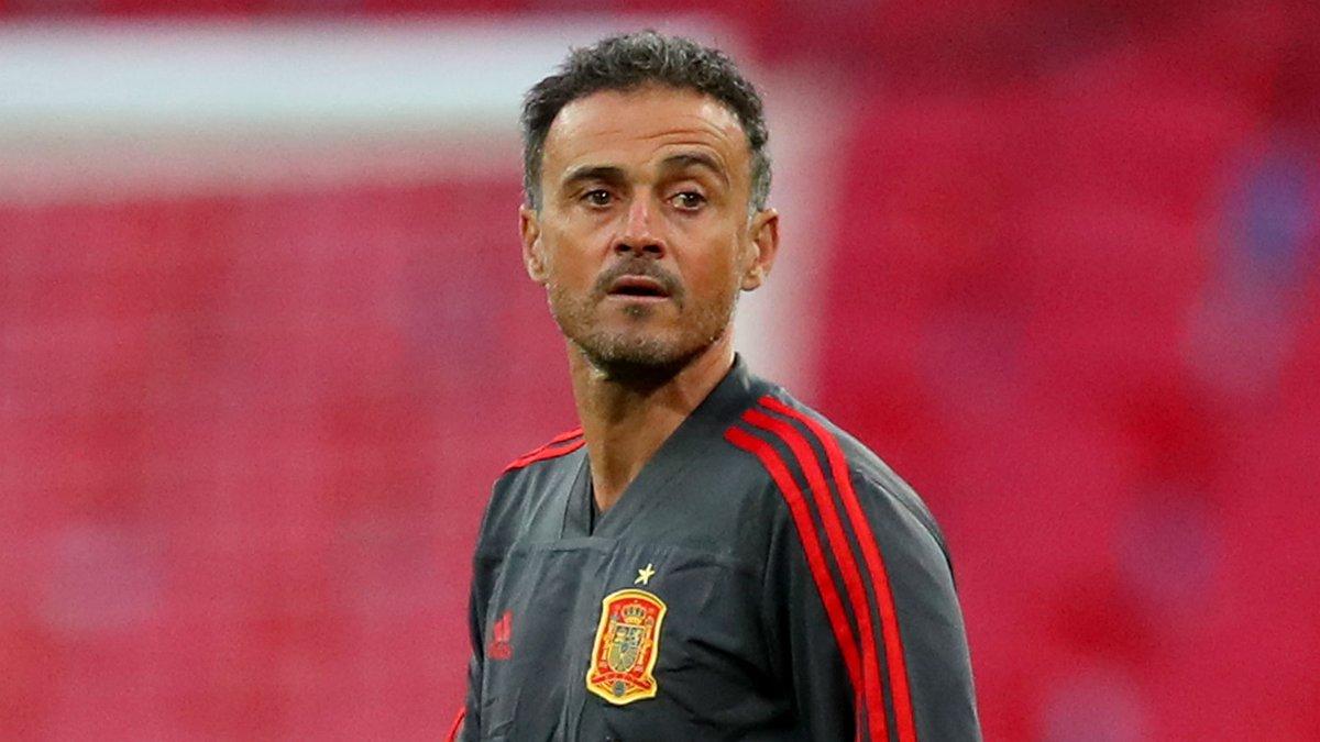 Луис Энрике не сомневается в силе сборной Испании – пиренейцы могут помочь Украине в Лиге наций