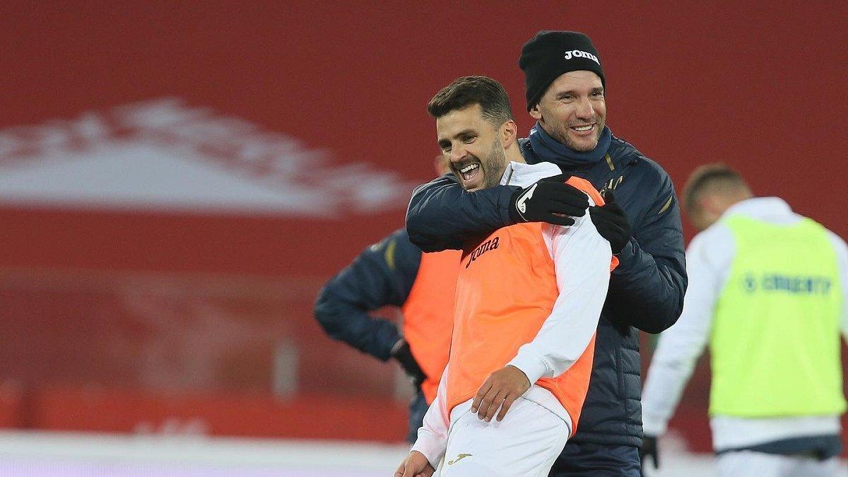 Мораєс чи Яремчук:  Бєлік назвав форварда, який може вийти зі старту на матч проти Польщі