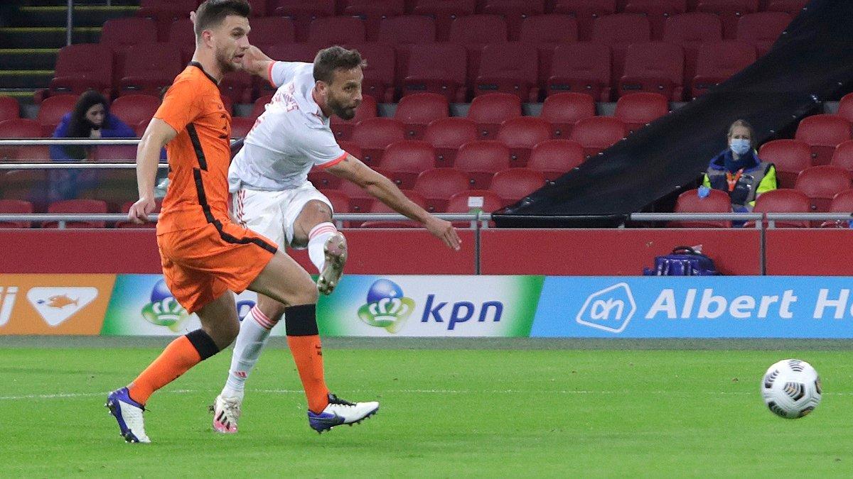 Нідерланди – Іспанія – 1:1 – відео голів та огляд матчу