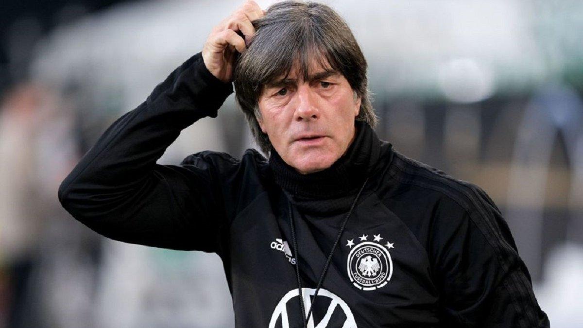Льов назвав матч проти України вирішальним для перспектив Німеччини у Лізі націй