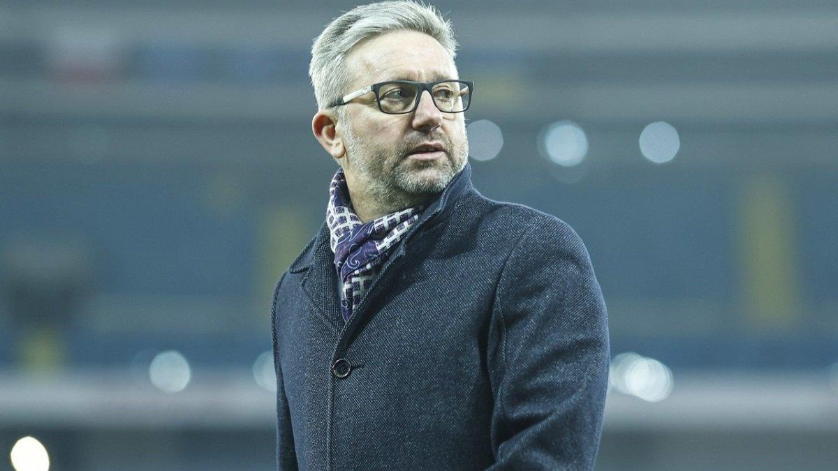 Наставник збірної Польщі вважає, що Україна була сильнішою за його команду