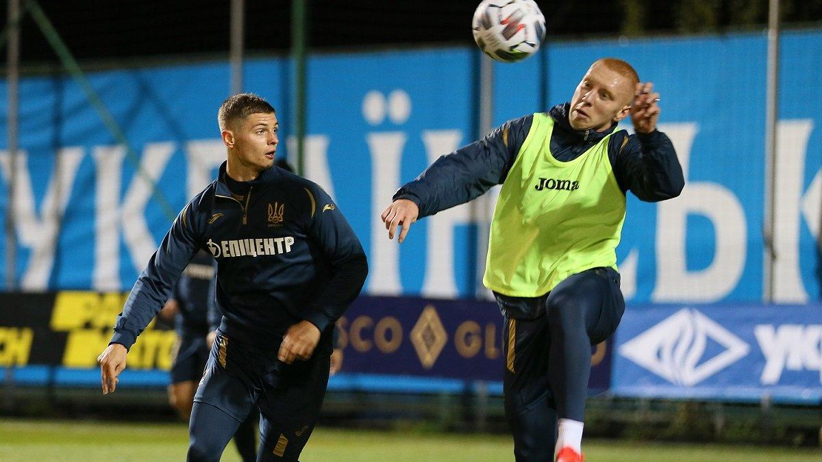Бондарь прокомментировал дебют за сборную Украины – играть пришлось на непривычной позиции