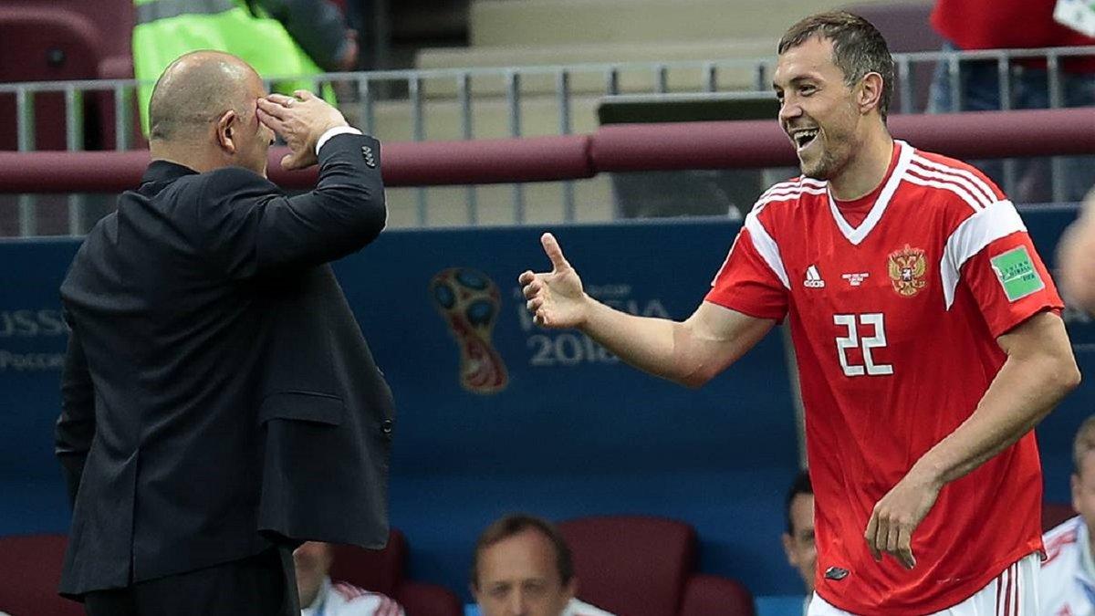 Росія не змогла обіграти збірну Молдови
