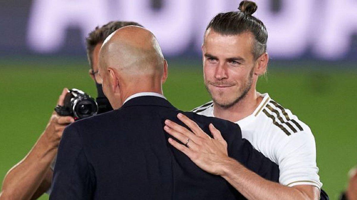 Бейл не исключает возвращения в Реал – отставка Зидана добавит мотивации валлийцу