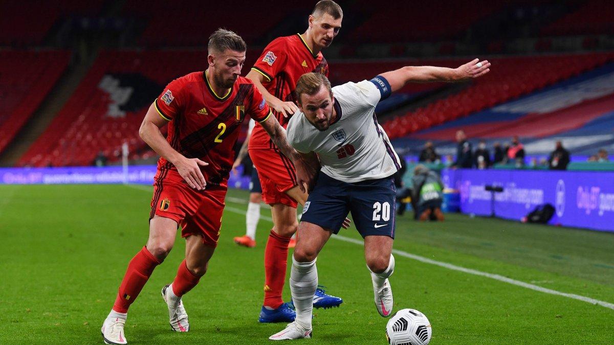 Бельгія – Англія: онлайн-трансляція матчу Ліги націй