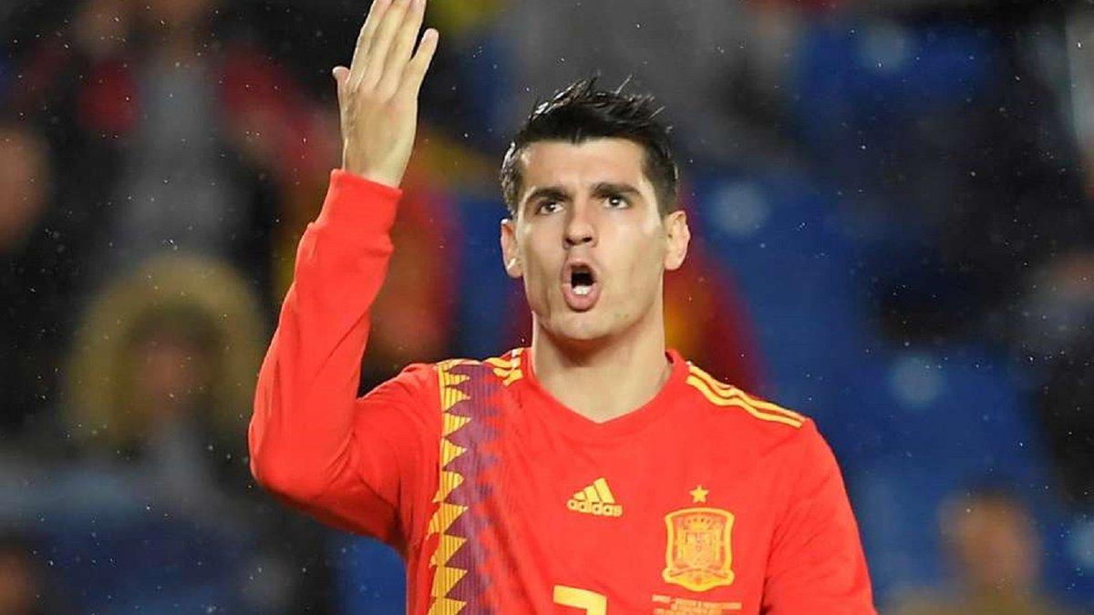 Я завжди сиджу з телефоном, очікуючи на список гравців збірної Іспанії, – Мората