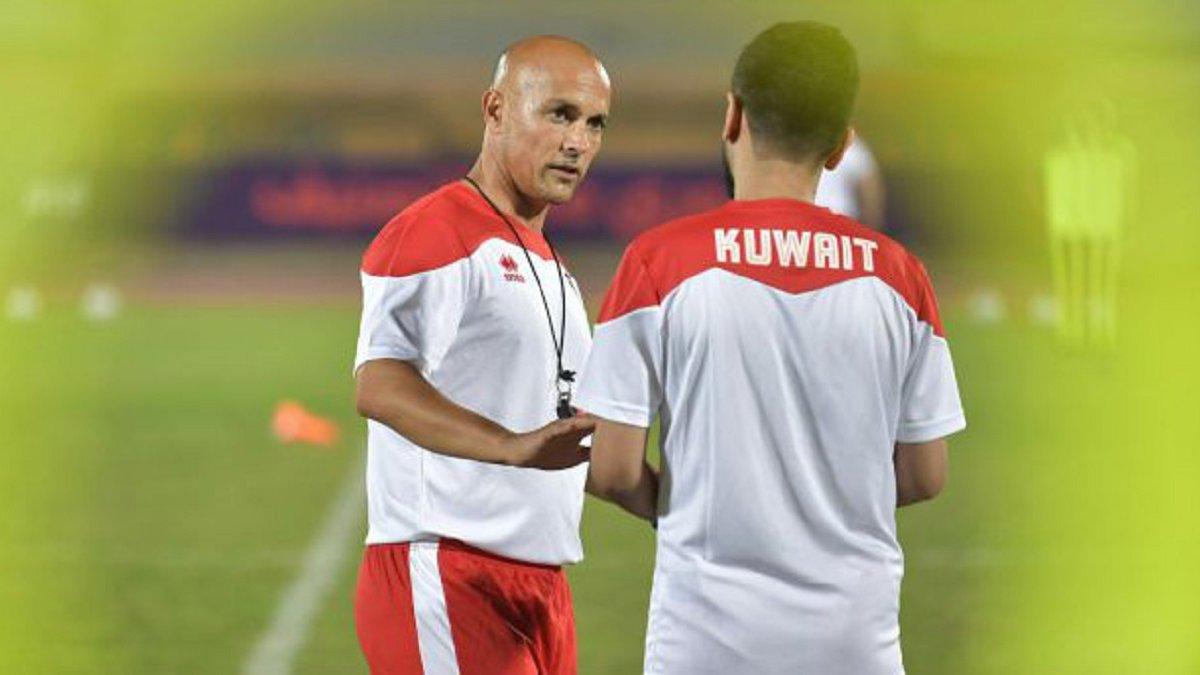 Экс-тренер Шахтера возглавил сборную Кувейта