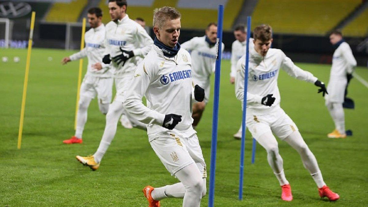 Германия – Украина: Цыганык спрогнозировал итог матча Лиги наций