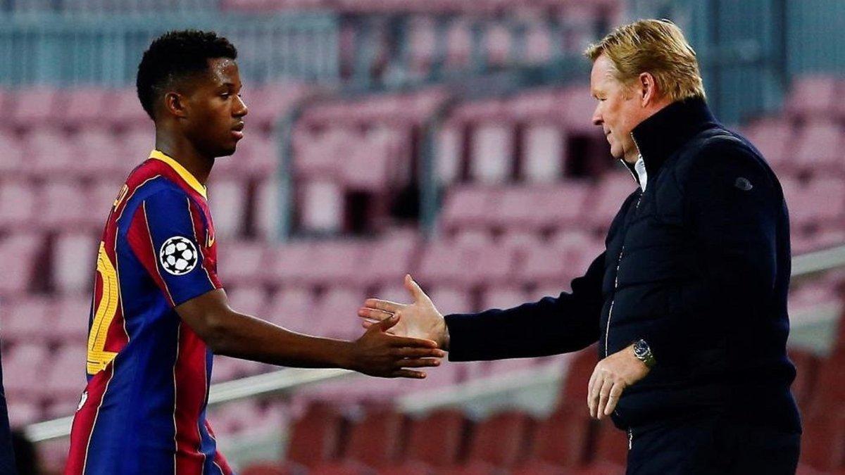 Барселона почти договорилась с Фати – судьба юной  зависит от нового президента