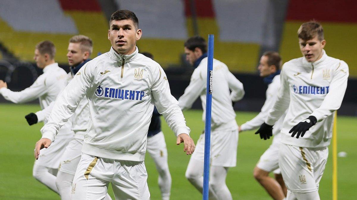 Германия – Украина: УЕФА принял решение о проведении матча