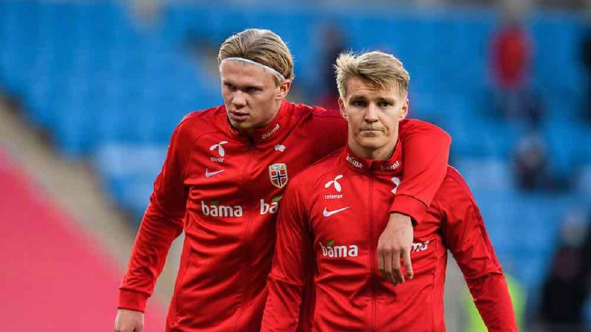 Сборная Норвегии не может выехать на заключительные матчи Лиги наций – жесткое решение для Холанда и компании