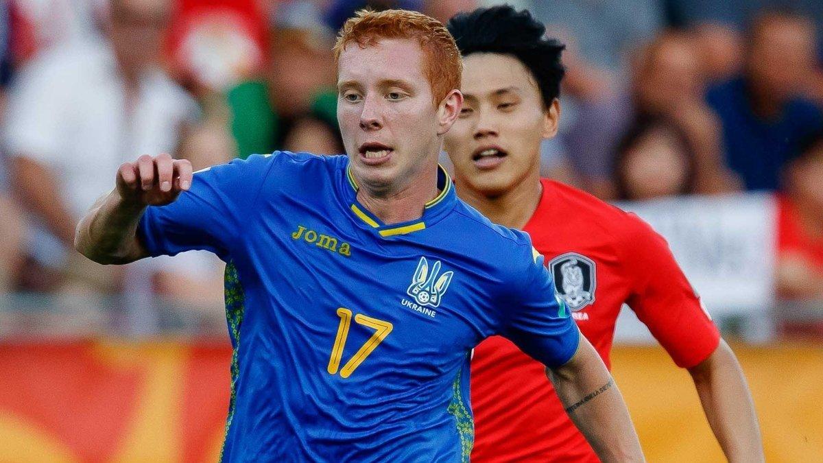 Германия – Украина: Конопля дебютирует за национальную команду в официальных поединках
