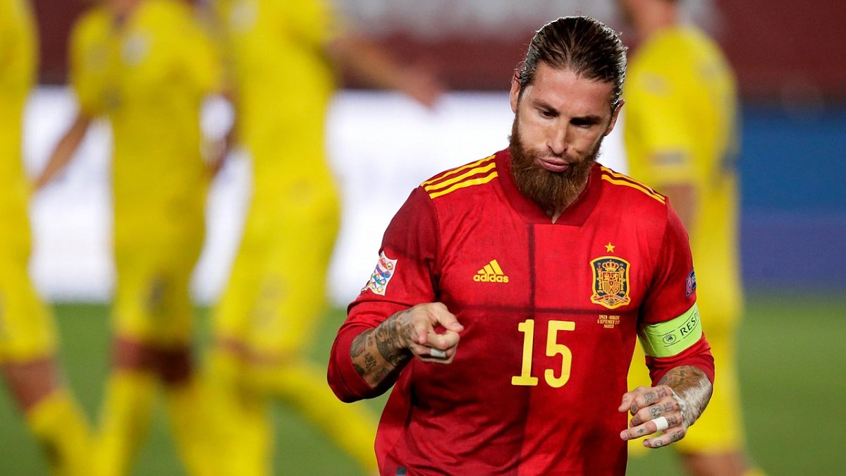 Рамос встановив рекорд Європи за кількістю матчів за збірну