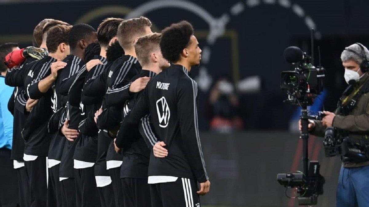 Україна повернула німців до телевізорів – суттєвий приріст глядачів порівняно з попереднім матчем Бундестім