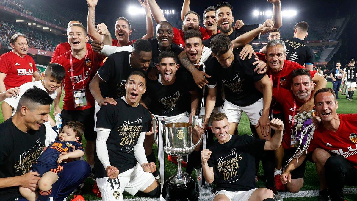 Іспанська федерація проведе два фінали Кубка протягом 14 днів – минулого та нинішнього сезонів