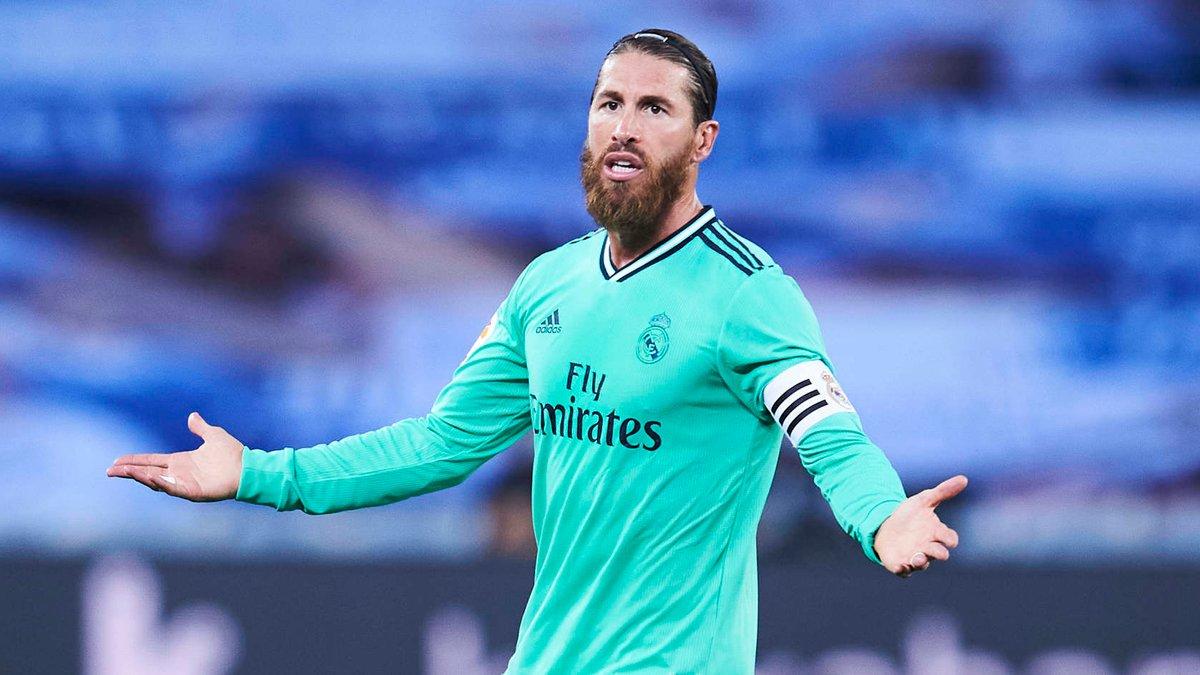 """ПСЖ заманивает Рамоса космической зарплатой – Реал настаивает на правиле, которое дали """"нарушить"""" только Роналду"""