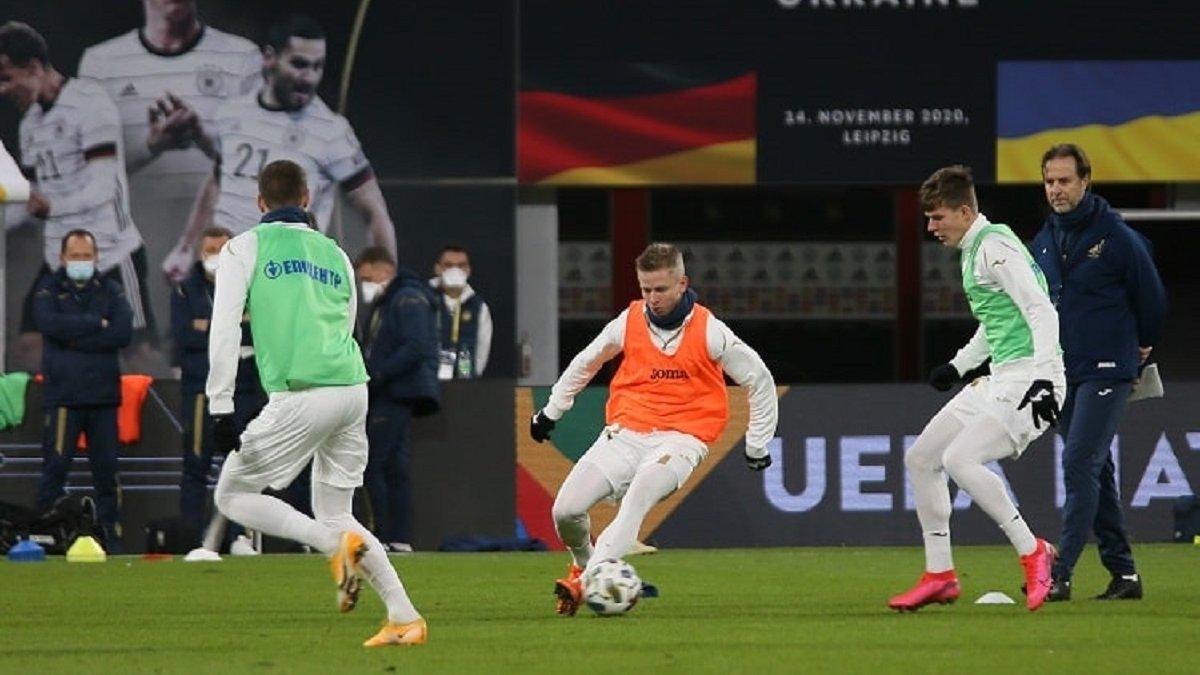 УАФ підтвердила коронавірус у трьох футболістів збірної України – матч зі Швейцарією під питанням
