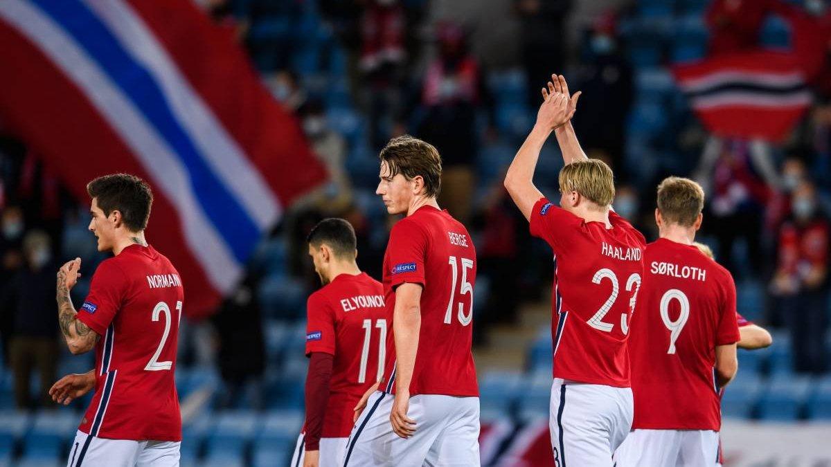Норвегия вынуждена завершать Лигу наций экспериментальным составом – Холанд и другие звезды вне списка