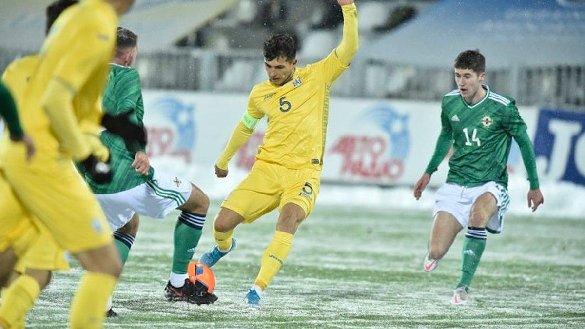 Украина разгромила Северную Ирландию в последнем матче отбора Евро-2021 U-21 – Исаенко забил дебютный гол за молодёжку