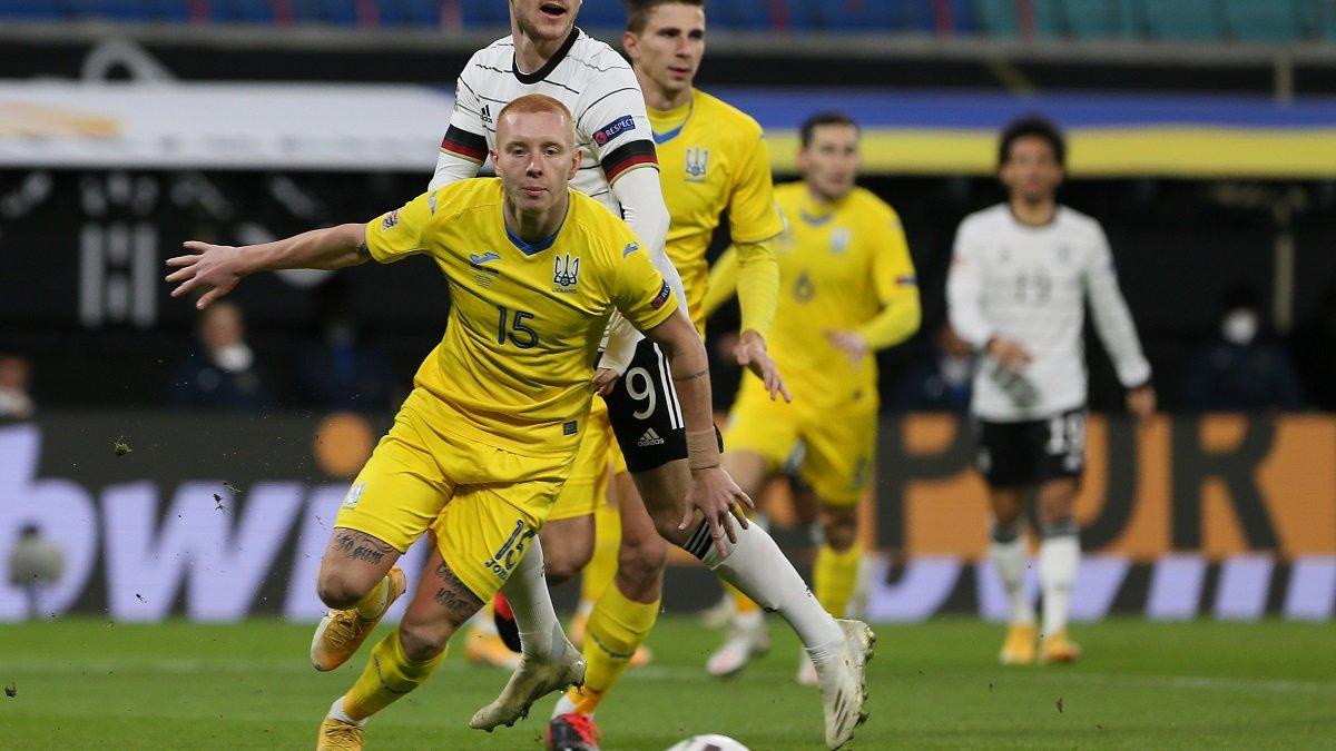Швейцария – Украина: Шевчук озвучил главную задачу на решающий матч Лиги наций