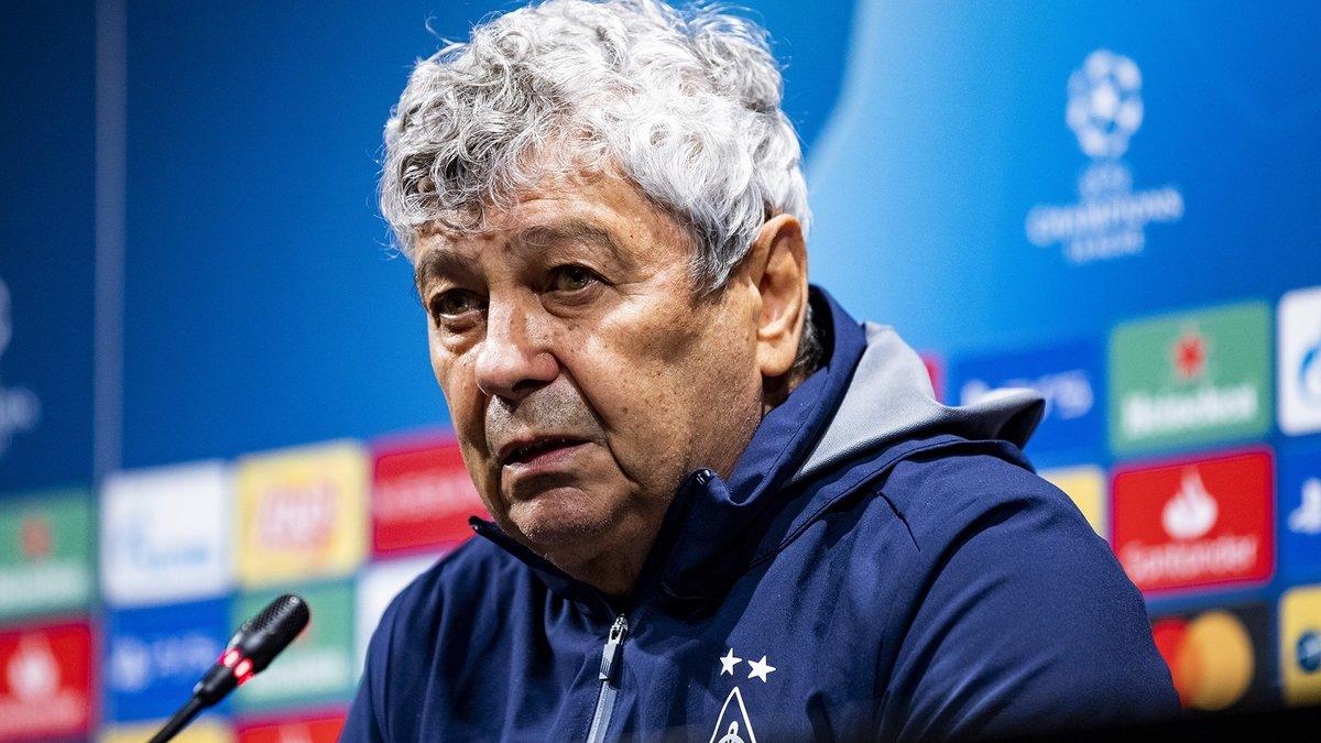 Луческу відреагував на чутки про відхід з Динамо