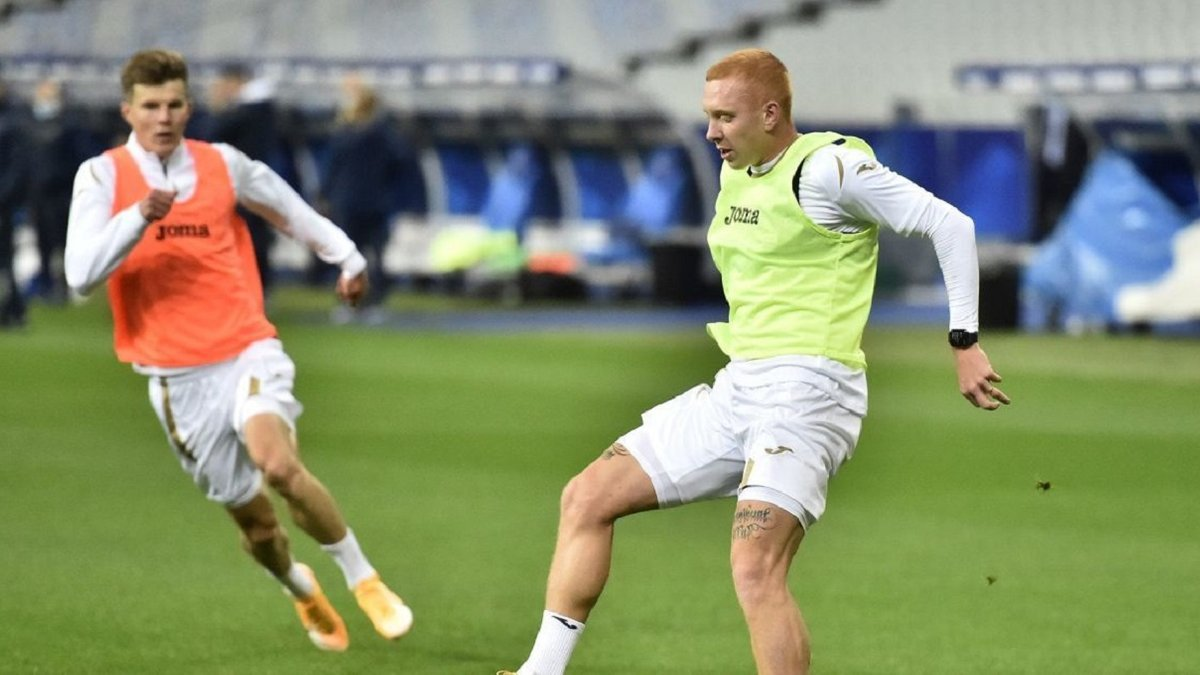 Гравці збірної України розповіли про нюанси підготовки до матчу проти Швейцарії