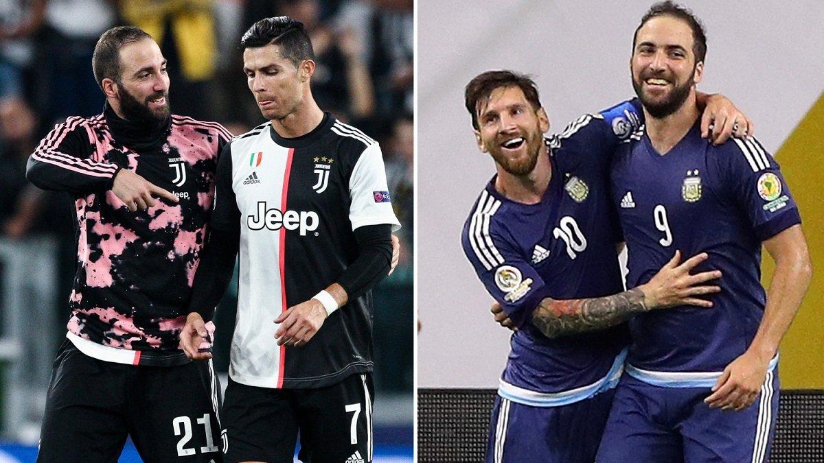 Месси и Роналду места не нашлось – Игуаин шокировал выбором трех лучших игроков мира