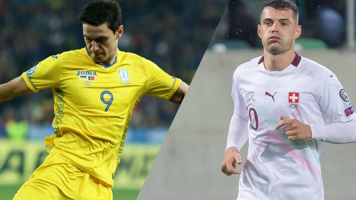 Швейцария – Украина: матч Лиги наций официально отменен