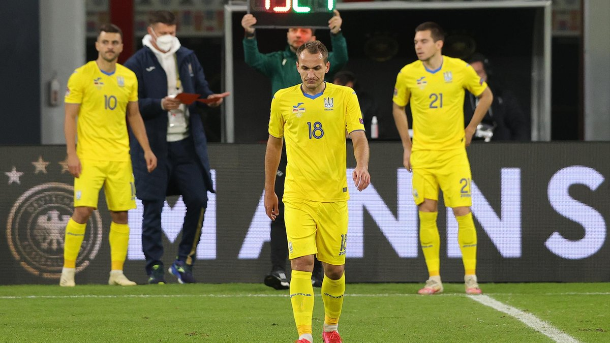 Швейцарія – Україна: чому матч скасовано остаточно – варіанти, які тепер чекають на команду Шевченка